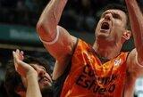 Ispanijos čempionate nutrūko K.Lavrinovičiaus komandos 13 pergalių serija