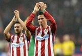 Oficialu: F.Torresas mažiausiai sezonui lieka Madride