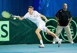 T.Babelis vyrų teniso turnyre Turkijoje žengė į pagrindinį etapą
