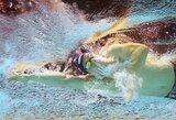 """Iš paskutinės vietos į pirmą """"šovęs"""" D.Rapšys laimėjo pasaulio čempionato pusfinalio plaukimą!"""