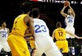 """NBA neįsitvirtinęs gynėjas susitarė su """"Daruššafaka"""""""
