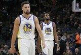 """""""Warriors"""" pralaimėjo trečią kartą iš eilės"""