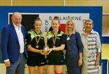 B.Balaišienės atminimo turnyre medalius skynė ir Lietuvos stalo tenisininkai