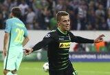 """Vokietijos """"Bundesliga"""": """"Borussia Monchengladbach"""" iškovojo užtikrintą pergalę"""
