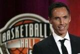 """S.Nashas apie atsisakymus žaisti rinktinėje: """"Krepšinis yra verslas"""""""