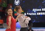 Tarptautinė čiuožimo sąjunga priėmė skausmingą sprendimą: trys nukelti pasaulio čempionatai – atšaukti