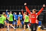 Sustiprėjusi Baltijos vyrų rankinio lyga startuoja jau rytoj