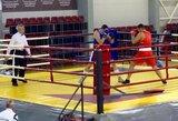 Pasaulio kikbokso čempionate lietuviai liko be pergalių