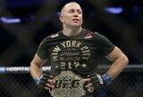 """Legendinis G.St-Pierre'as paaiškino, kodėl MMA nėra """"geriausių pasaulyje kovotojų"""""""