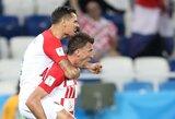 """Buvęs treneris M.Blaževičius: """"Kroatija gali pateikti staigmeną šiame pasaulio čempionate"""""""