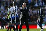 """""""Newcastle"""" bando įtikinti R.Benitezą padėti klubui sugrįžti į """"Premier"""" lygą"""