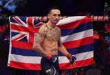"""""""UFC 222"""" turnyras liko be pagrindinės kovos, M.Holloway prašė gydytojų nupjauti jo koją"""