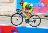 Dviratininkė R.Leleivytė lenktynėse Italijoje – ketvirta