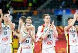 FIBA atskleidė daugiau detalių dėl olimpinio atrankos turnyro burtų: paaiškėjo septynios galimos Lietuvos rinktinės varžovės