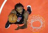 """""""Clippers"""" sulaukė """"Cavaliers"""" mainų pasiūlymo"""