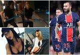 Jese nuopuolis: po meilės trikampio skandalo ispanas išmestas iš PSG