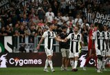 """M.Pjaničius apie C.Ronaldo atvykimą: """"Labai džiaugiamės turėdami jį savo gretose"""""""