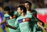 """Abejotinas 11 metrų baudinys, atnešęs """"Barcelona"""" klubui pergalę"""
