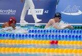 Europos jaunimo olimpinis festivalis: sužibėjo dviratininkė, stebuklus vėl išdarinėjo plaukikas