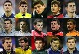 Savo pasirodymą Čempionų lygoje I.Casillasas baigė pagerindamas rekordą