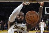 """L.Jamesas paaiškino """"Lakers"""" pralaimėjimo """"Magic"""" priežastį: """"Mes esame per daug nesavanaudiški"""""""