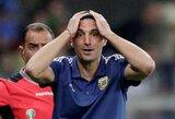 """Argentinos rinktinės treneris užstojo L.Messi: """"Nesupratau, už ką jam buvo parodyta raudona kortelė"""""""
