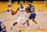 """S.Curry sustabdžiusi """"Clippers"""" įsirašė pergalę"""
