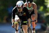 Lietuvai atstovaujantis ispanas Europos triatlono čempionate pasiekė finišą