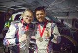 V.Žalai ir S.Jurgelėnui – išskirtinis apdovanojimas Dakaro ralyje