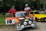 Istorinių automobilių ralyje riedės ir 83 metų senolis