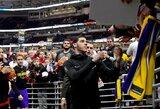 """Lo.Ballas """"Lakers"""" treniruočių stovyklą pradės tausodamas save"""