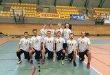 Lietuviai iš Lenkijos lėkščiasvydžio turnyro grįžo kaip čempionai