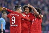 """""""Bayern"""" sudėtį papildė du svarbūs žaidėjai"""