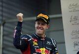 """J.Stewartas: """"S.Vettelis negali būti laikomas vienu geriausių pilotų"""""""