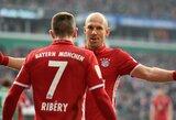 """A.Robbenas: """"Karjeros pabaiga? Nejuokaukit, noriu žaisti ir toliau"""""""