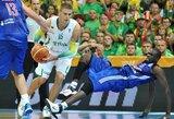 Lietuvos rinktinė sužais dvi draugiškas rungtynes su Didžiosios Britanijos komanda