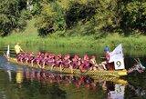 Sostinėje startuoja Drakonų valčių lenktynių festivalis