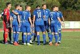 LFF taurės pusfinalis tiriamas dėl nelegalių lažybų