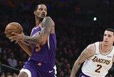 """""""Suns"""" ir """"Wizards"""" galiausiai susitarė dėl T.Arizos mainų"""
