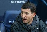 """Iš """"Watford"""" trenerio pareigų atleistas J.Garcia: """"Tai buvo netikėta, kadangi turėjome geriausią sezoną klubo istorijoje"""""""