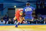 Europos žaidynėse Lietuvos dziudo ir sambo kovotojai lieka be pergalių