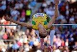 """Europos vicečempionas R.Stanys: """"Mano tikslas Londone – finalas"""""""