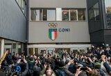 """Pamatykite: Ch.Eriksenas jau pakerėjo """"Inter"""" sirgalius"""