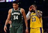 NBA žaidėjams prieš sugrįžtant į aikštę reikės mėnesio treniruočių