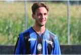 """Gedulas Italijoje: mirė vos 19-os metų """"Atalanta"""" saugas"""