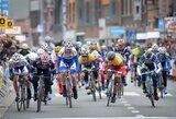 Dviračių lenktynėse Olandijoje E.Juodvalkis finišavo 10-as