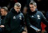 """""""Man United"""" treneris pripažįsta: klubui reikia naujų pirkinių"""