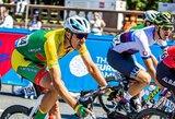 R.Navardausko gimtajame krašte – dviratininkų kovos dėl čempionų titulų