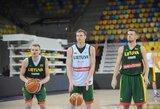 Pasaulio krepšinio čempionate lietuviams lemiamu taps mačas dėl bronzos