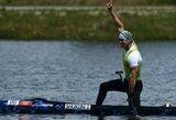 J.Šuklinui – pasaulio čempionato bronza